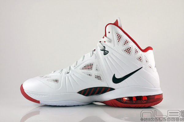 Stripped Down Nike Air Max  Zoom LeBron 8 PS Weights 15oz