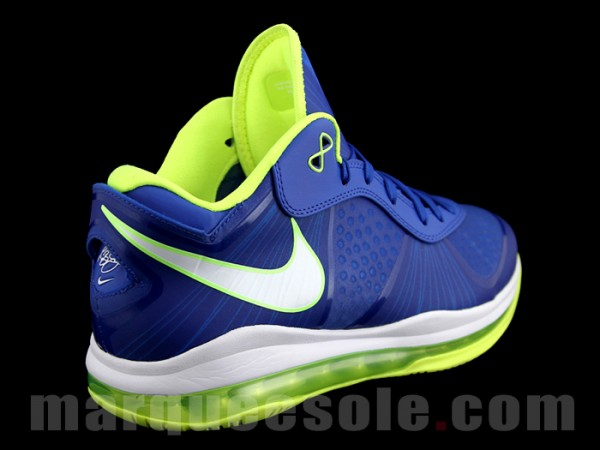 Nike LeBron 8 V2 Low 8220Sprite8221 456849401 Additional Images