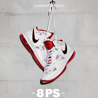 lebron 8 ps shoes. Nike LeBron 8 P.S. Leaner.