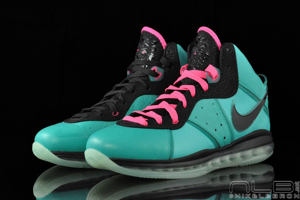best website fbb35 d2131 ... Your 201011 Most Valuable8230 Shoe South Beach Nike LeBron 8 ...