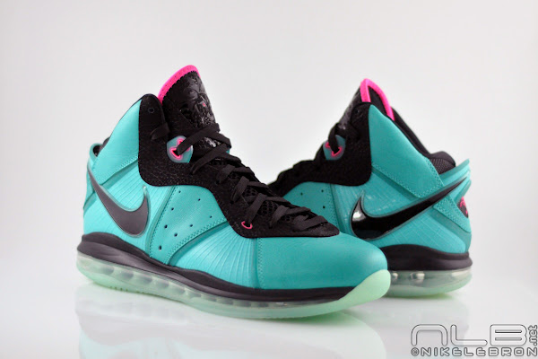 Your 201011 Most Valuable8230 Shoe South Beach Nike LeBron 8