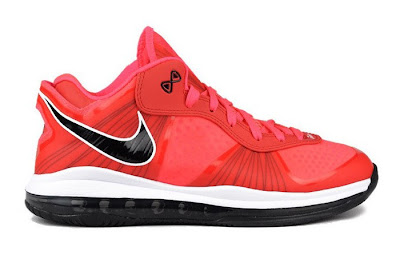 solar red nike lebron lebron james shoes