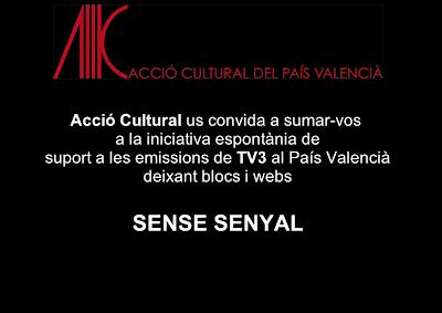sense senyal - Acció Cultural