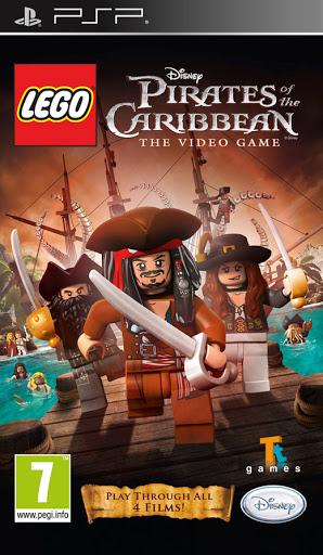 boxshot uk large Lego Disney   P.The Caribbean   USA   PSPKiNG
