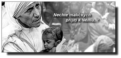 Pekelný anděl Vatikánu Matka Tereza