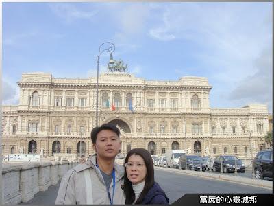 義大利羅馬司法大廈古蹟(現為海軍司令部)