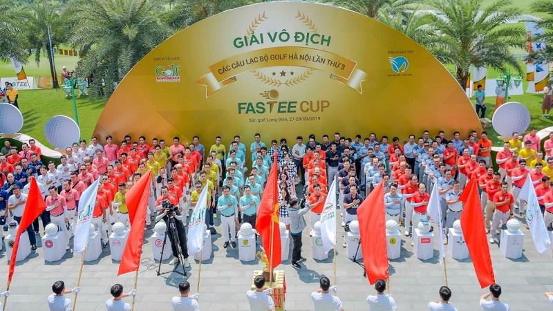 Giải vô địch các câu lạc bộ Golf Hà Nội 2020