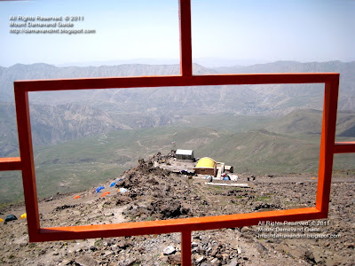 Damavand Camp3 Bargah Seveom