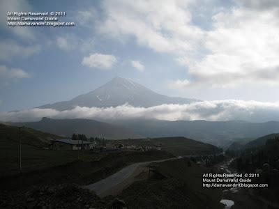 Good Morning Mt Damavand