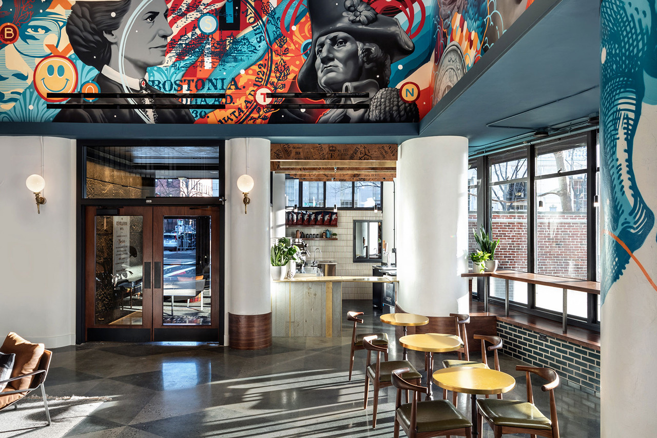 Https   Hypebeast.com Image 2018 12 Revolution Hotel Boston Inside Look Tristan Eaton 5