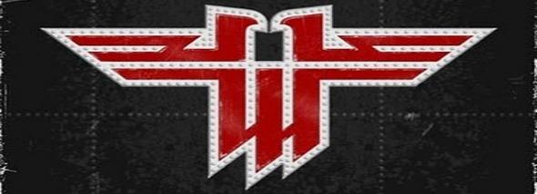 Logo do Wolfenstein.