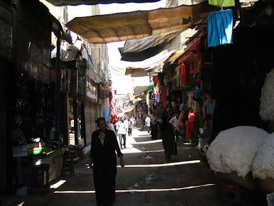 Zoco en el Cairo: Egipto