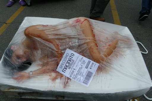 carne umana
