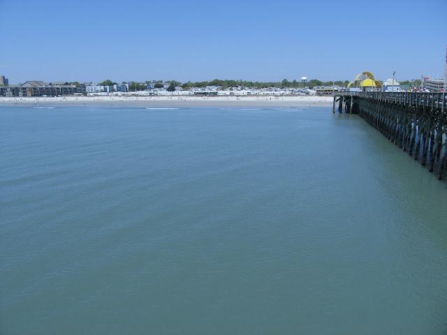 Apache Pier Myrtle Beach