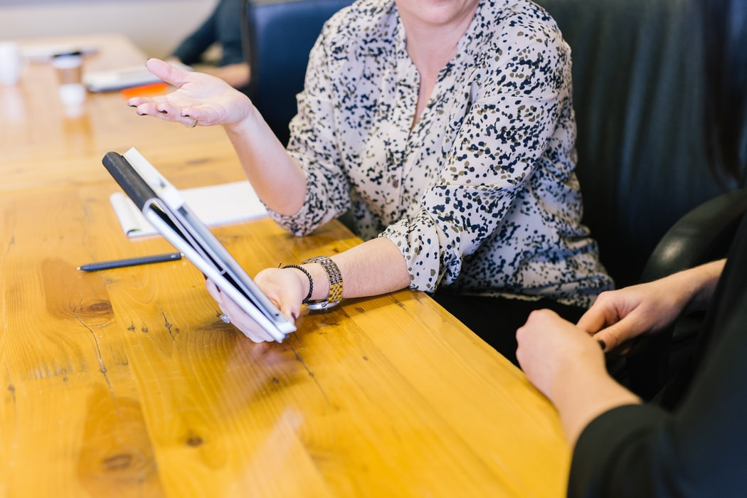 Как вести себя на личной встрече