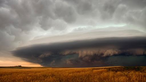 Cumulonimbus Cloud, Southerland, Nebraska.jpg