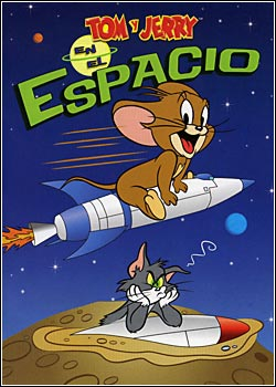 Dublado - Tom e Jerry : No Universo - DVDRip