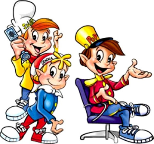 Snap, Crackle dan Pop 4