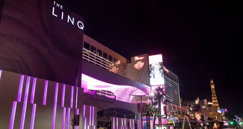 The LINQ Hotel, Las Vegas