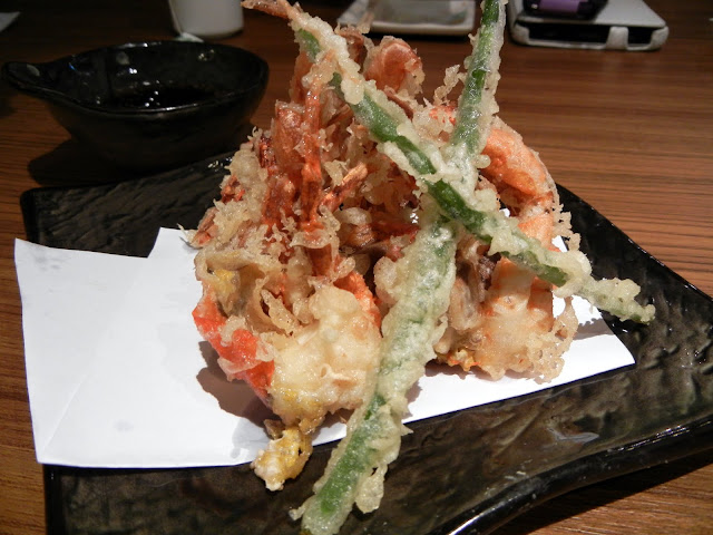 Soft Shell Crab Tempura