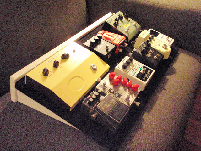 Show Your Funky Pedals