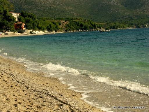 najlepsze plaze Chorwacja Orebic