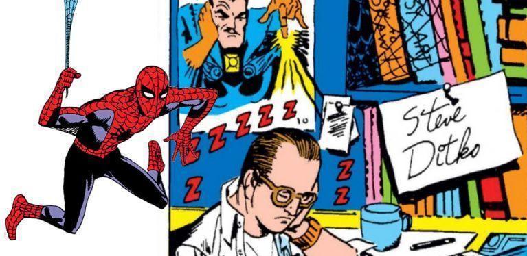 Spider-Man and Doctor Strange Co-Creator Steve Ditko Dead at 90