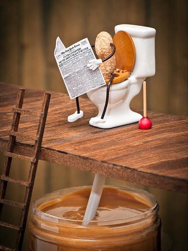 Fábrica de Manteiga de Amendoim