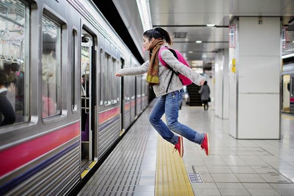 Diário Mulher levitação