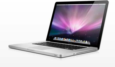 Macbook Pro is Updated with Quad Core Processor