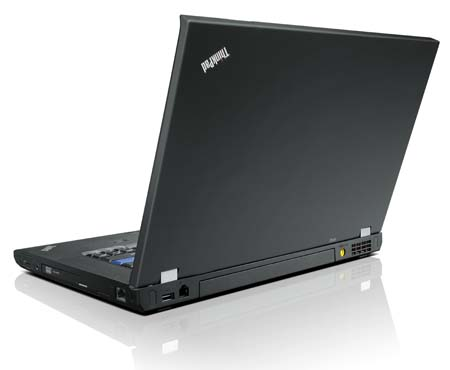 ThinkPad W520, Lenovo Laptop with Second Gen Intel Core i processor
