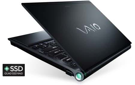 Sony Vaio VPC-Z13Z9E Review - The Fastest Vaio Laptop