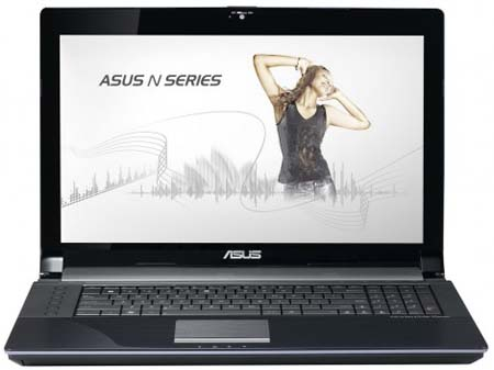 17.3 Inch ASUS N73SV A1 Entertainment Laptop with Core i7 2630QM 470x352 Asus N73SV A1, Asus Multimedia Laptop Review and Specs
