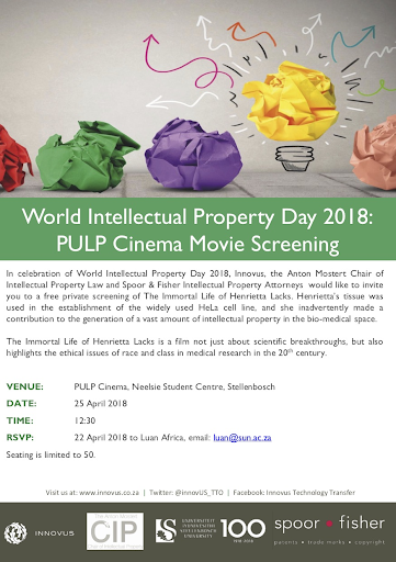 World IP Day 2018 Events