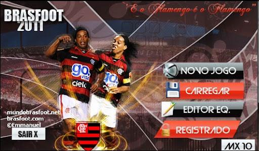 Skin Ronaldinho Flamengo