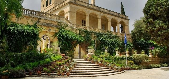 Image result for san anton palace and gardens malta