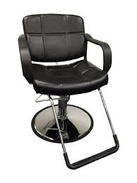 Wide Hydraulic Barber Chairs