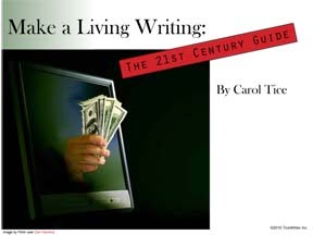 eBook Review: Make a Living Writing
