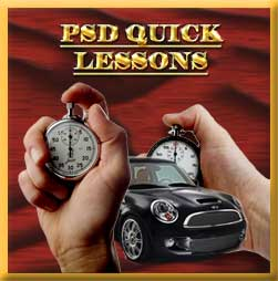 PSD Quick Lessons