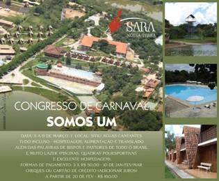 Congresso de Carnaval SOMOS UM