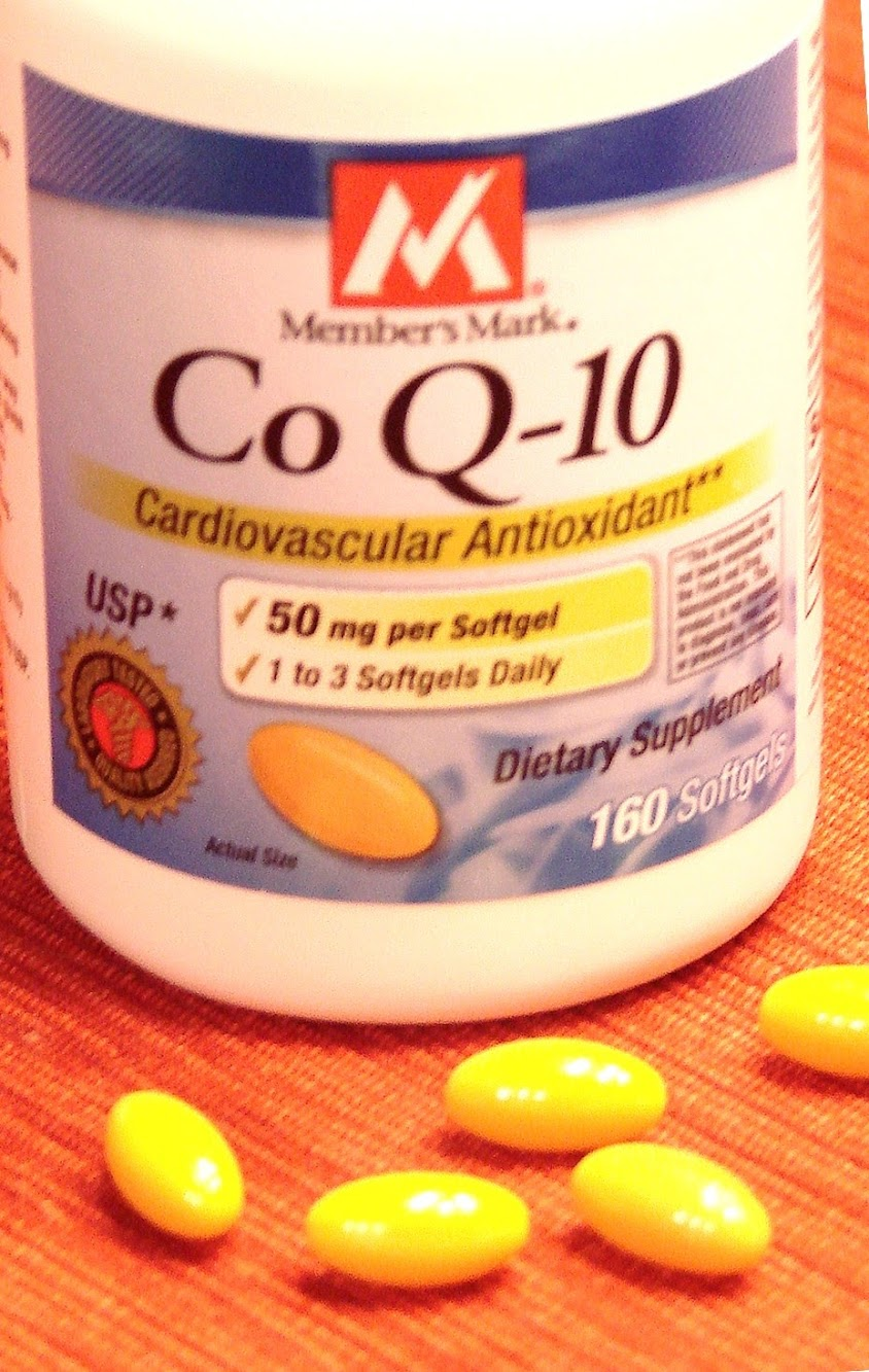 Statin drugs: Statin drugs and Coenzyme Q10