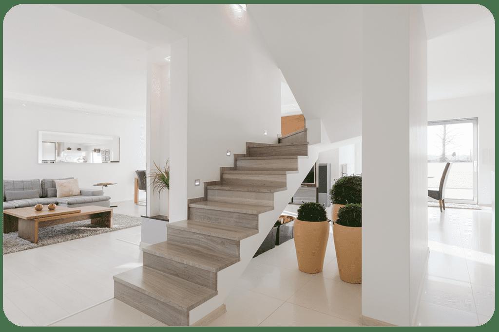 płytki schodowe w domu
