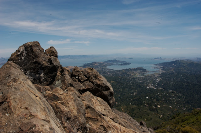 mt tamalpais summit