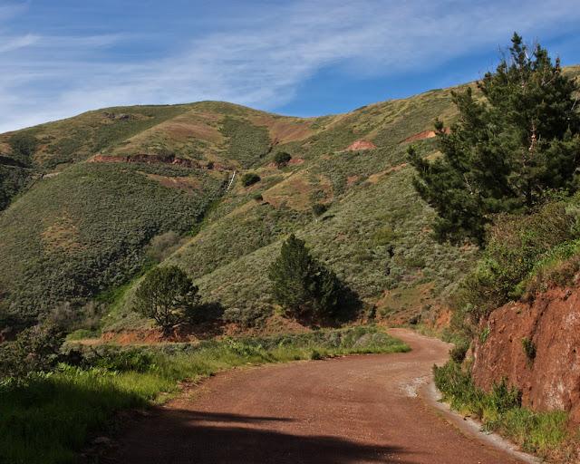 kirby cove trail