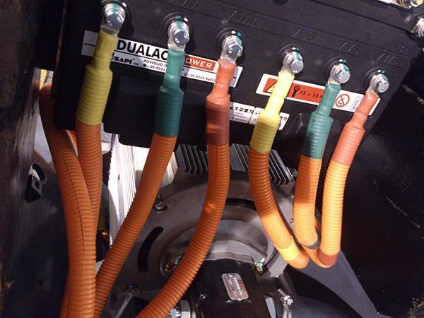 Термотрубки широко используются в автомобиле