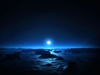 5 Moonlit Nights Wallpaper Collection For Your Desktop