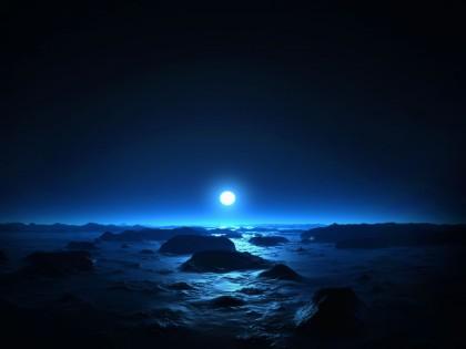 5 Moonlit Nights Wallpaper Collection For Your Desktop