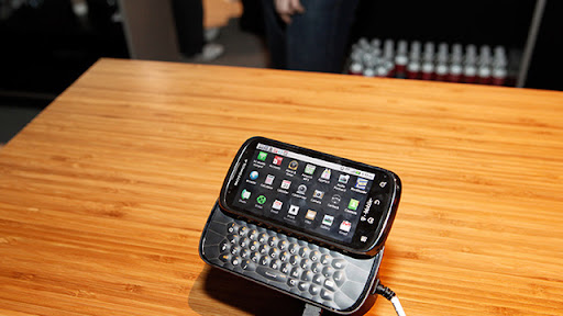 Motorola Cliq 2 Best Android Phones Of 2011 So Far [PHOTOS]