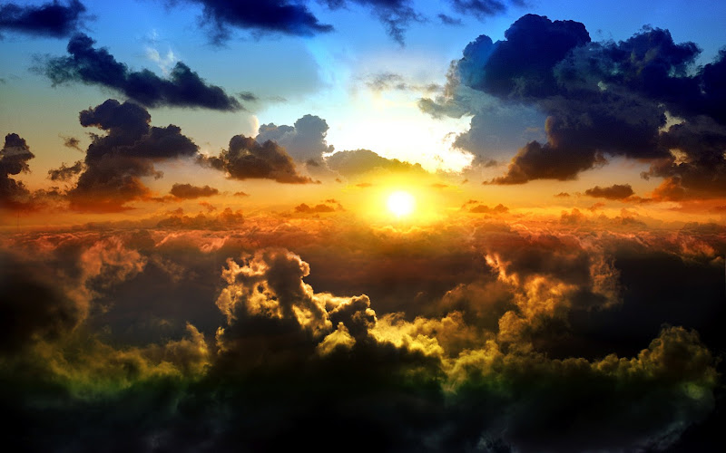 amazing cloud formation wallpapers