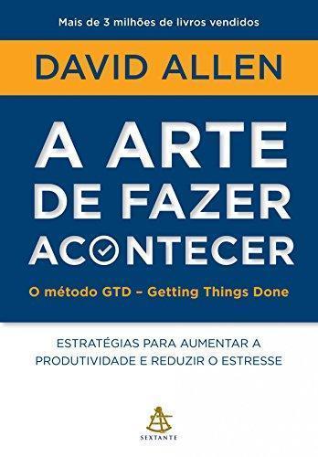 capa do livro a arte de fazer acontecer